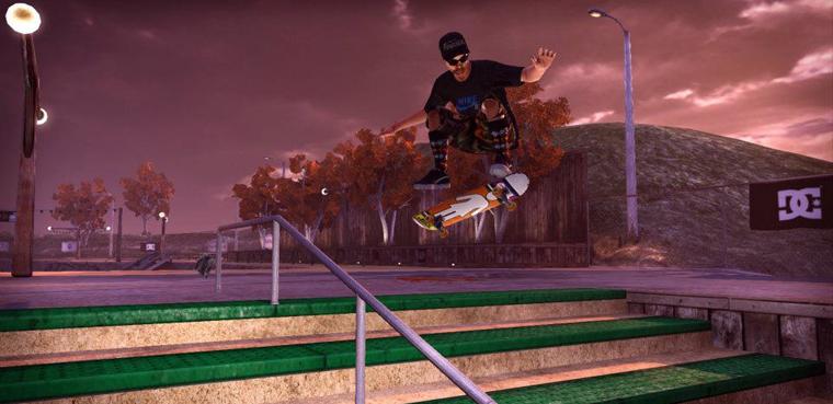 'Tony Hawk's Pro Skater HD'