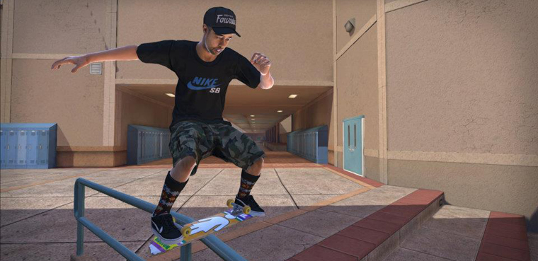 Tony Hawk's Pro Skater HD'