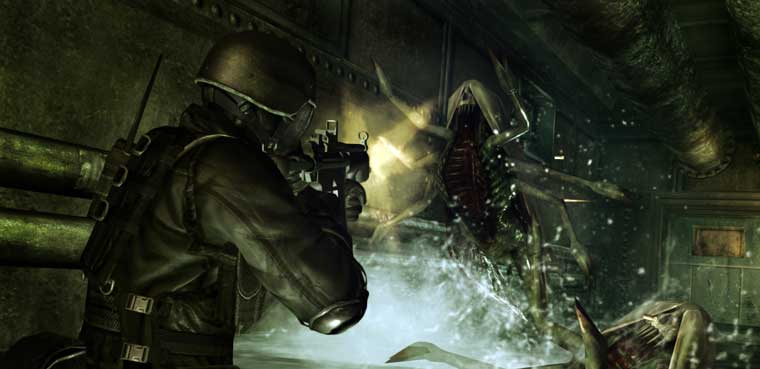 Resident Evil: Revelations para PS3, Wii U y Xbox 360
