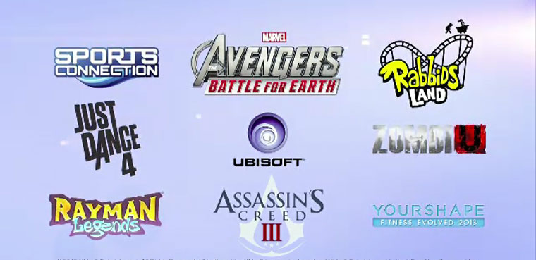 Rayman Legends-Wii U