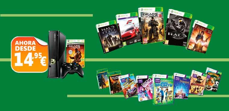 Los mejores juegos rebajados - hasta el 30 de junio