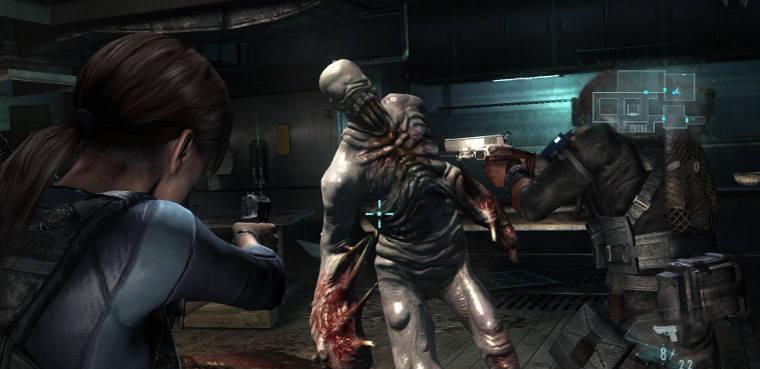 Resident Evil Revelations Pc