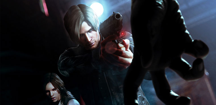 Resident Evil 6-PS3-PC-Xbox 360
