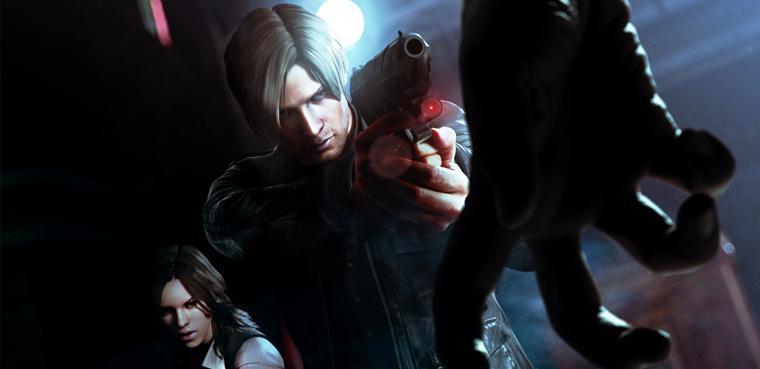 Resident Evil 6 - Leon S. Kennedy