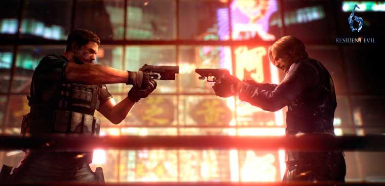 Resident Evil 6 - Lanzamiento en octubre