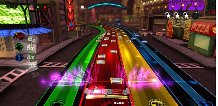 Rock Band Blitz- Xbox 360 -PS3