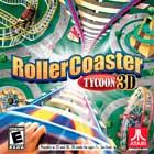 Rollercoaster Tycoon 3D - En octubre en 3DS