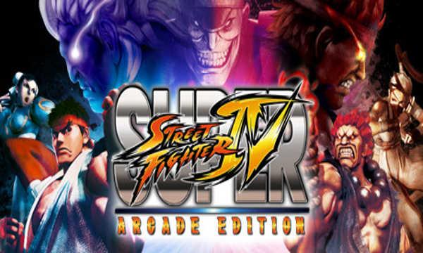 SSF IV Arcade Ed.