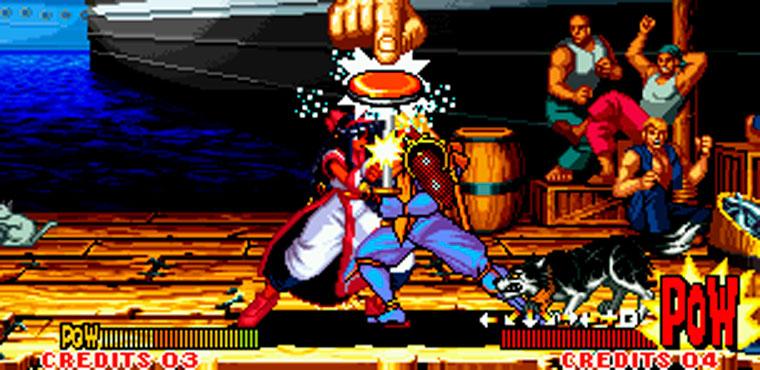 Samurai Shodown para Neo Geo X Gold