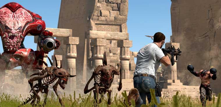 Serious Sam 3 para Xbox 360