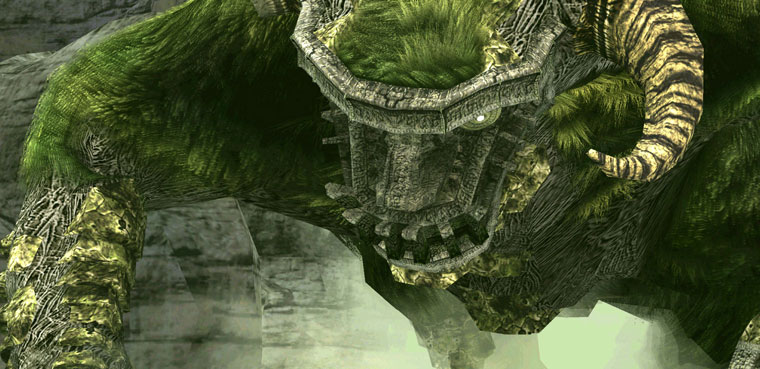 Shadow of the Colossus-PS3-PS2