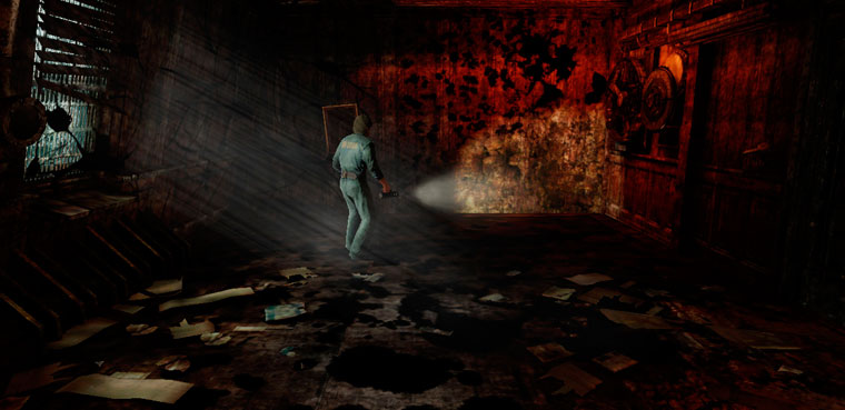 Impresionante video ingame de 'Silent Hill: Downpour' para Xbox 360 y PS3