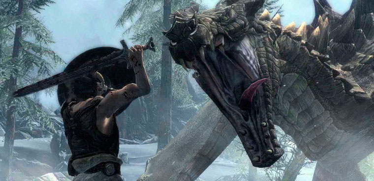 The Elder Scrolls V: Skyrim - PC, PS3 y Xbox 360