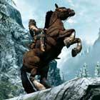 The Elder Scrolls V: Skyrim - Atauqe montado a caballo