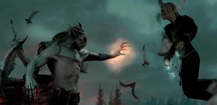 Dawnguard, DLC de Skyrim