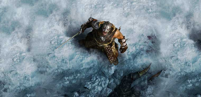 'The Elder Scrolls V: Skyrim' para Xbox 360 y PS3