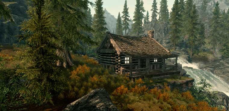 The Elder Scrolls V: Skyrim - llega la expansión Hearthfire Xbox 360