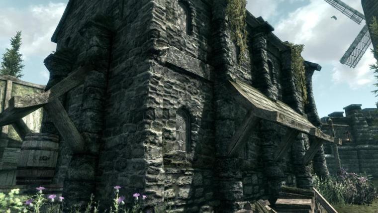 Ya disponible el pack de texturas más realista para 'Skyrim'