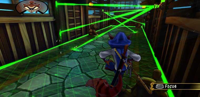 Sly Cooper: Ladrones en el TiempoPS3-PS Vita
