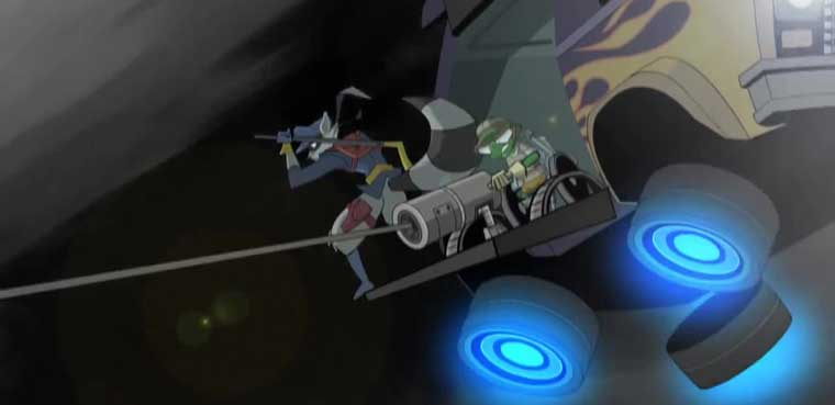 Sly Cooper: Thieves in Time-PS3-PS VIta