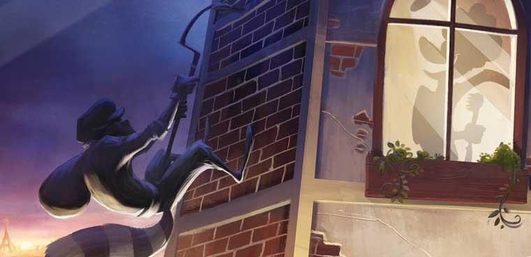 Sly Cooper: Ladrones en el tiempo-Ps3-PS Vita