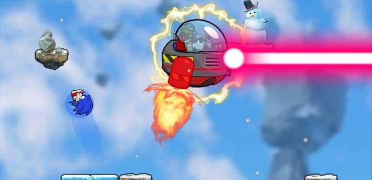 Sonic Jump-iOS