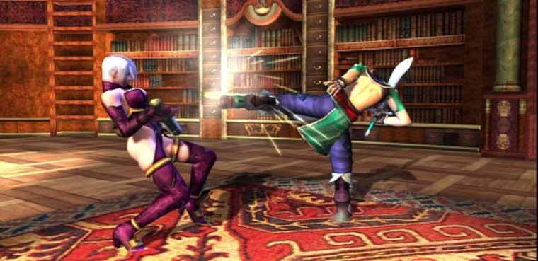 Soul Calibur II HD PS3 Xbox 360