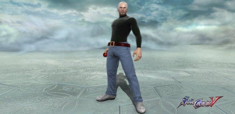 Steve Jobs aparece en Soul Calibur V para PS3 y Xbox 360