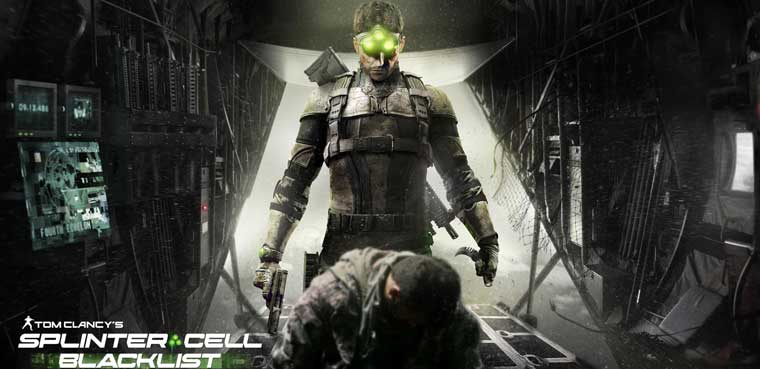 Splinter Cell: Blacklist-PS3-PC-Xbox 360