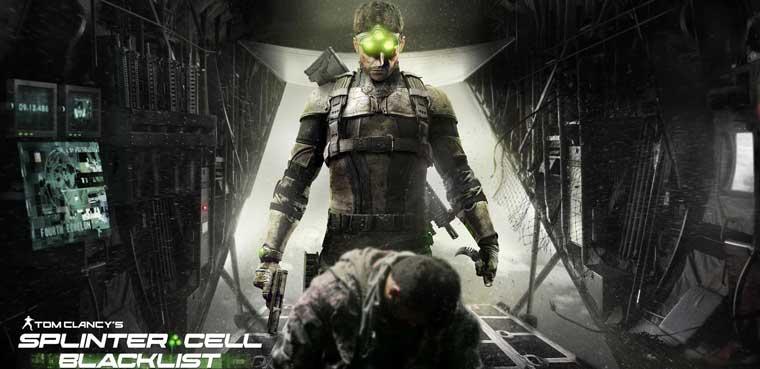 Splinter Cell: Blacklist-PS3-PC-Xbox 360