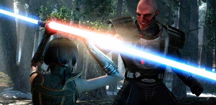 Star Wars: The Old Republic - Pasa a ser free-to-play