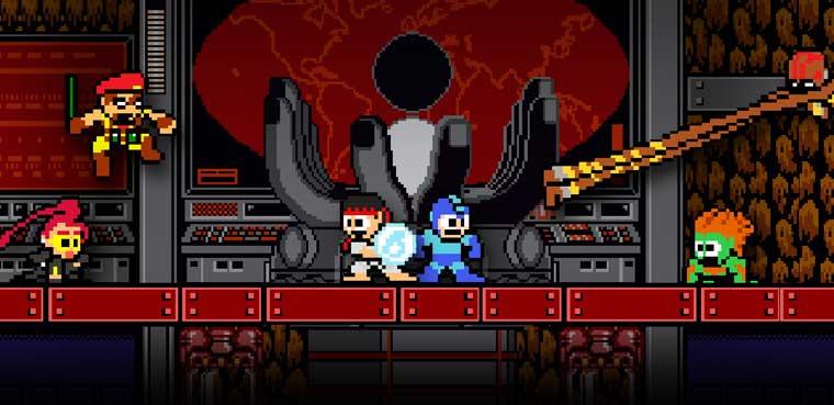 Street Fighter x Mega Man-PC