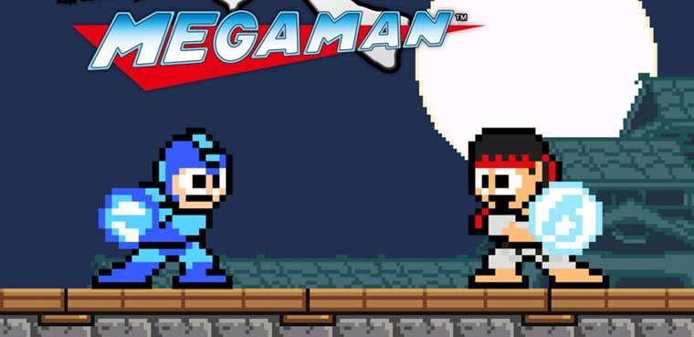 Street Fighter x Mega Man-PC