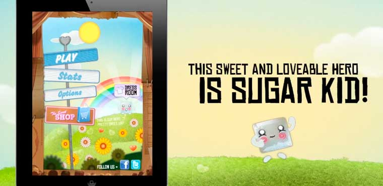 Sugar Kid - Disponible este verano para los dispositivos iOS