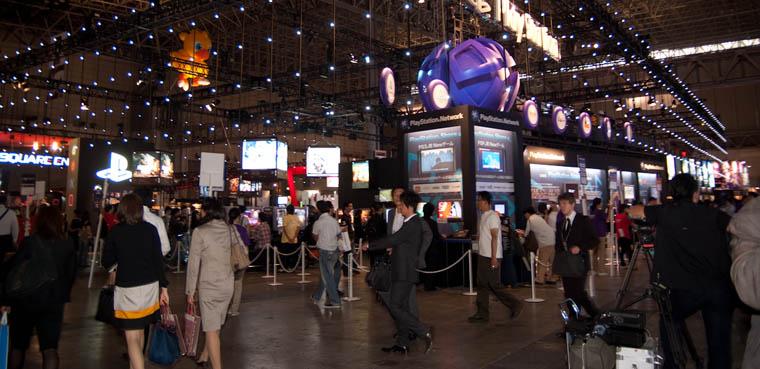 Detalles sobre el Tokio Game Show 2012