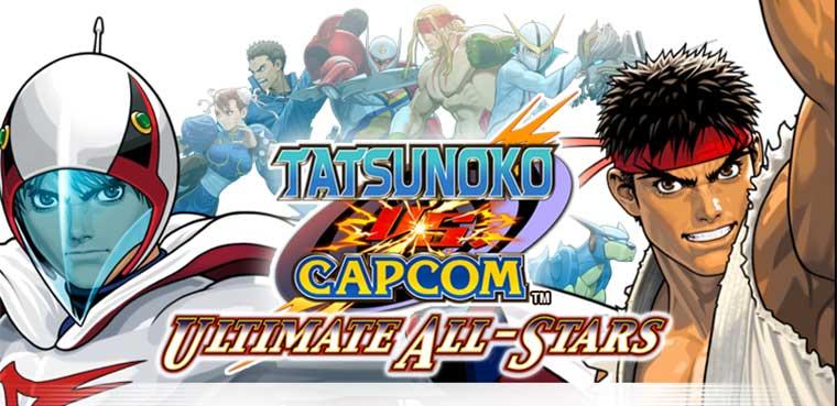 Tatsunoko vs Capcom Wii