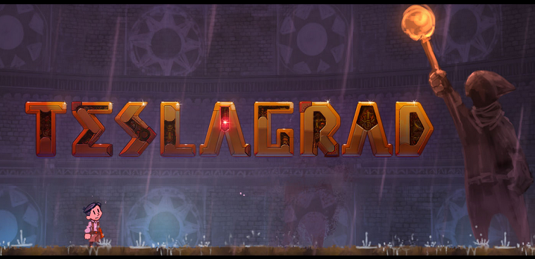 Teslagrad title