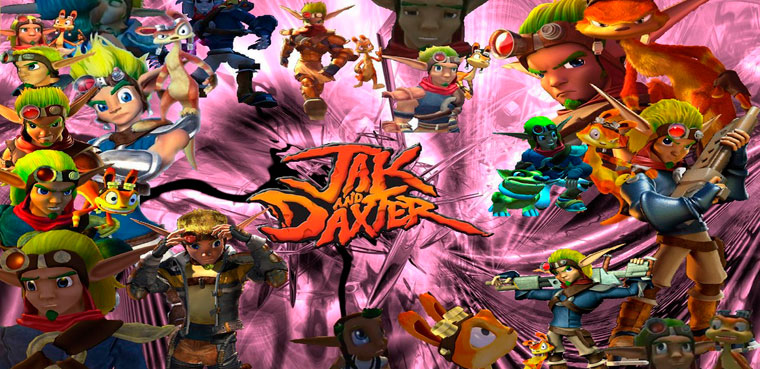 The Jak and Daxter Trilogy disponible para PS Vita / PS Vita y PS3