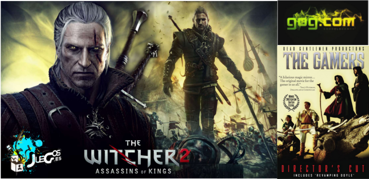 The witcher 2 gog