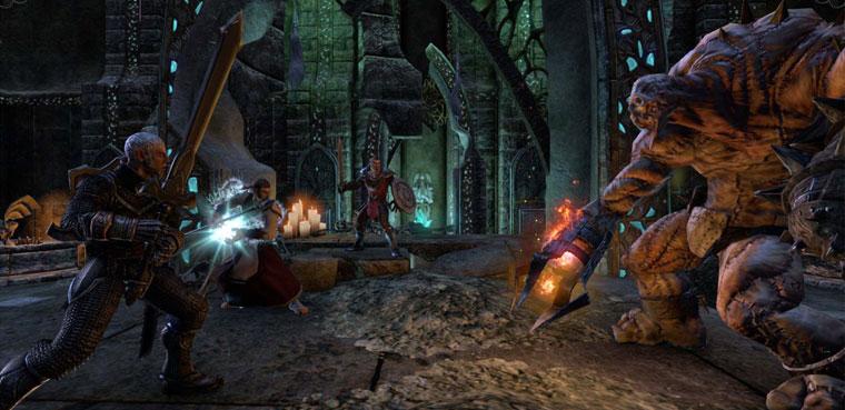 The Elder Scrolls Online-PC-Mac