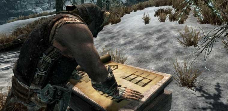 The Elder Scrolls V: Skyrim-PC