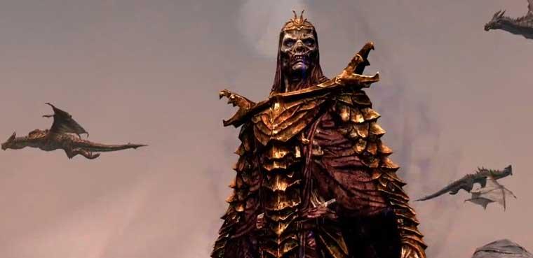 The Elder Scrolls V: Skyrim-PS3-PC-Xbox 360