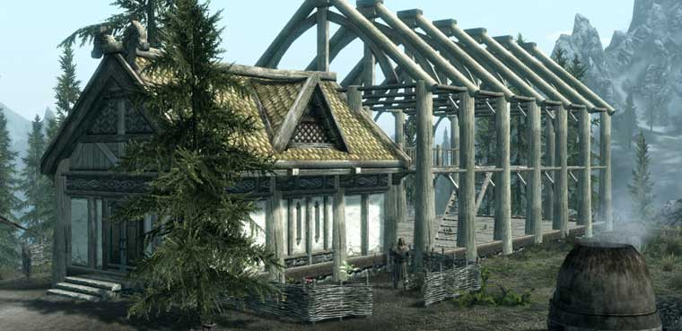 The Elder Scrolls V: Skyrim-PC