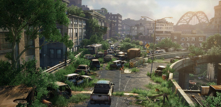 The Last of Us - E3 2012 SONY