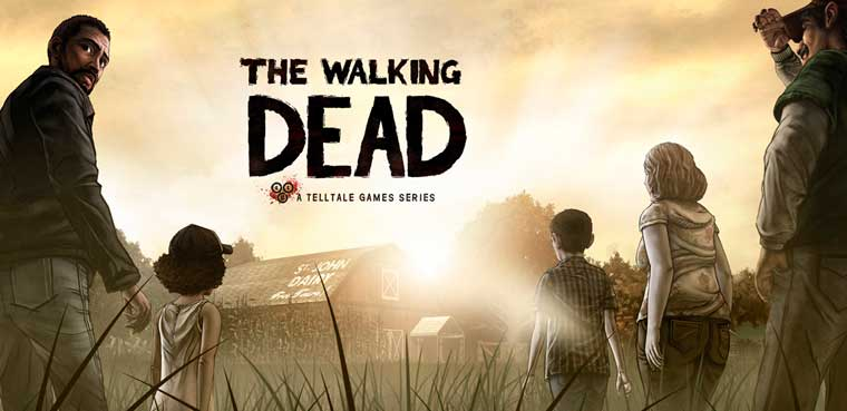 The Walking Dead para iOS