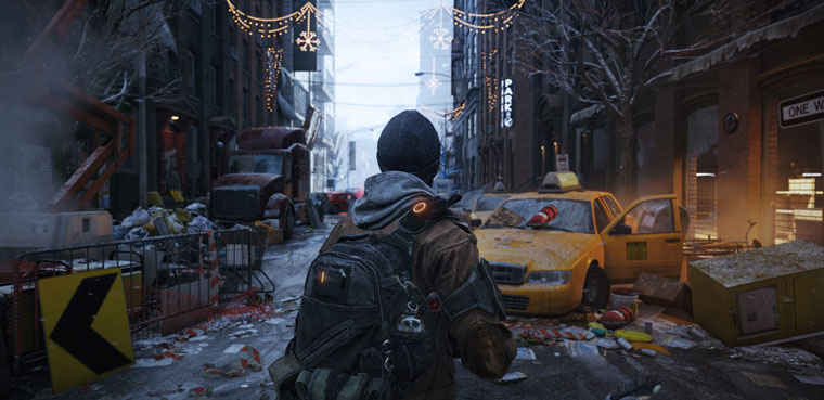 The Division para PS4 y Xbox One