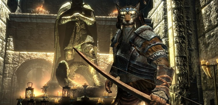 The Elder Scrolls V: Skyrim - PS3, Xbox 360