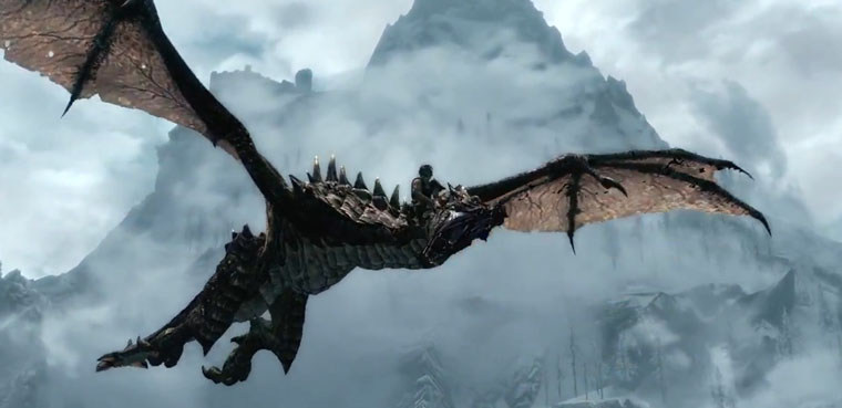 The Elder Scrolls V: Skyrim: Dragonborn para PS3