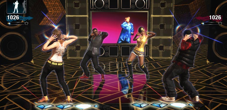 The Hip Hop Dance Experience - Xbox 360 y Wii U