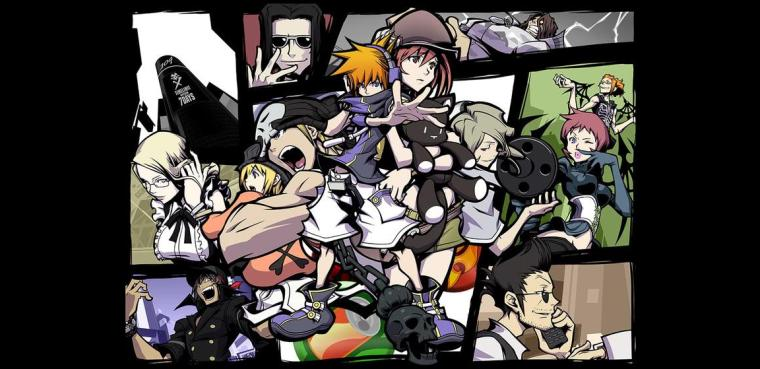 The World Ends With You 2 - 3DS